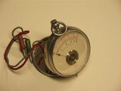 Mesure - Appareil de mesure radioactivite ...